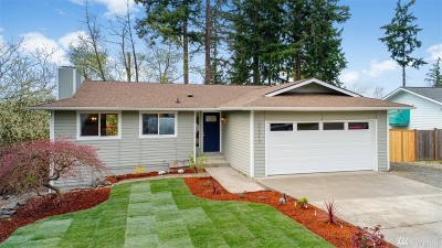 Federal Way Single Family Home For Sale: 33313 41st Ave SW