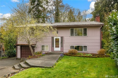 Mountlake Terrace Single Family Home For Sale: 22601 38th Ave W