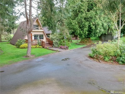 Orting Single Family Home For Sale: 432 Bowlin Ave NE