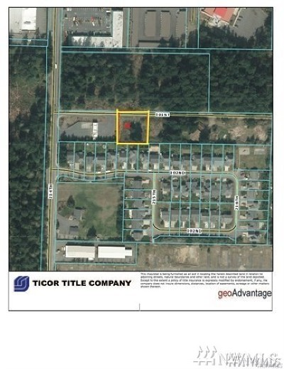 Bonney Lake Residential Lots & Land For Sale: 21416 101st St E
