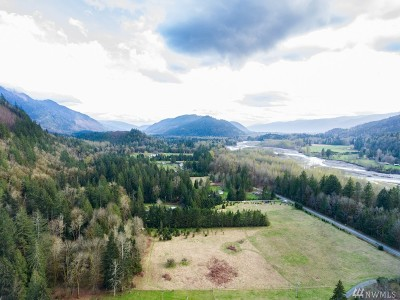 Whatcom County Residential Lots & Land For Sale: N Fork Rd