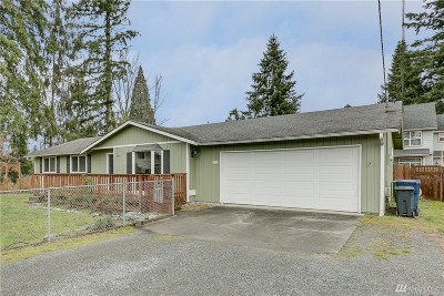Marysville Single Family Home For Sale: 1365 Cedar Ave
