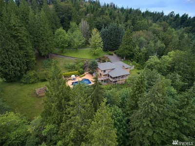 Snoqualmie Single Family Home For Sale: 36015 SE 96th Wy
