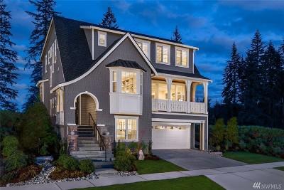 Kirkland Single Family Home For Sale: 11126 86th Ave NE #5