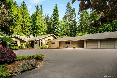 Snohomish County Single Family Home For Sale: 11100 Kulshan Rd