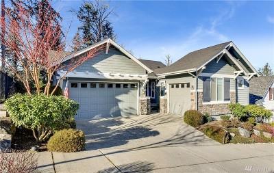 Redmond Single Family Home For Sale: 12433 Adair Creek Wy NE