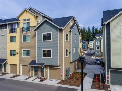 Bellevue Condo/Townhouse For Sale: 1428 157th Ct NE #14.8