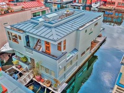Seattle Single Family Home For Sale: 10 E Roanoke St