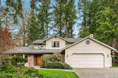 Redmond Single Family Home For Sale: 22820 NE 57th St