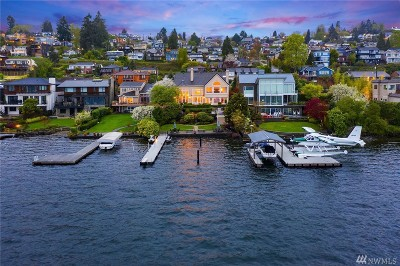 Seattle Single Family Home For Sale: 908 Lakeside Ave S