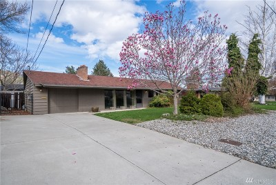 Wenatchee Single Family Home For Sale: 360 Whitebirch Place