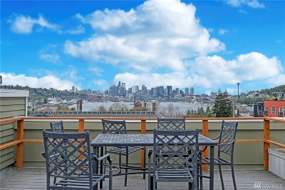Seattle Condo/Townhouse For Sale: 3420 Burke Ave N #B302