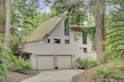 Sammamish Single Family Home For Sale: 21453 NE 20th Ct