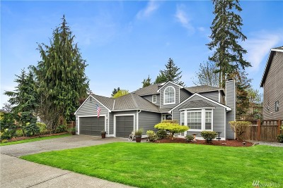 Renton Single Family Home For Sale: 5055 NE 23rd St