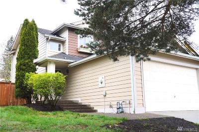 Silverdale Single Family Home For Sale: 11009 Pansy Place NW