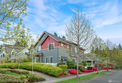 Gig Harbor Single Family Home For Sale: 4915 Bering St NW