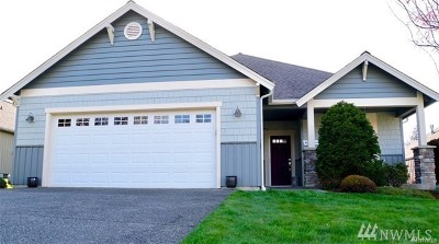 Mount Vernon Single Family Home Pending Inspection: 521 Shady Lane