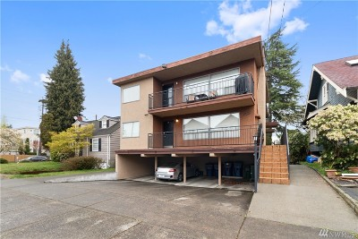 Seattle Condo/Townhouse For Sale: 8354 11th Ave NW #5