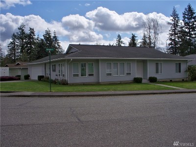 Bellingham Single Family Home For Sale: 3045 Crestline Dr
