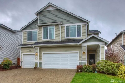 Lake Tapps WA Single Family Home For Sale: $484,950