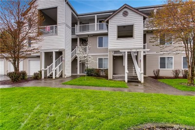 Bothell WA Condo/Townhouse For Sale: $285,000