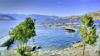 Chelan County Condo/Townhouse For Sale: 1350 W Woodin Ave #D7