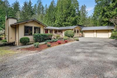 Redmond Single Family Home For Sale: 4709 277th Ave NE