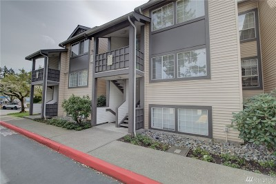 Kent Condo/Townhouse For Sale: 26205 116th Ave SE #A203