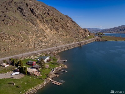 Wenatchee Single Family Home For Sale: 9105 Us Hwy 97a