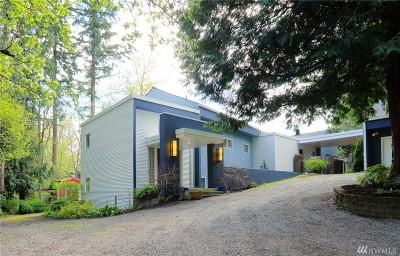 Kirkland Single Family Home For Sale: 12007 89th Ave NE