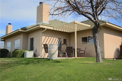 Orondo Single Family Home For Sale: 610 Desert Canyon Pkwy