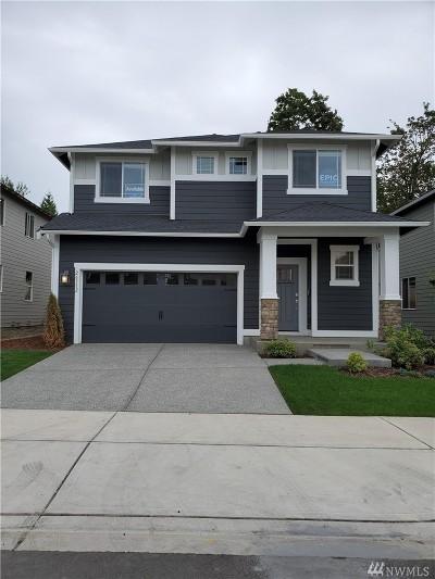 Covington Single Family Home For Sale: 26312 203rd (Lot 33) Place SE