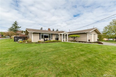 Anacortes WA Single Family Home Pending Inspection: $475,000