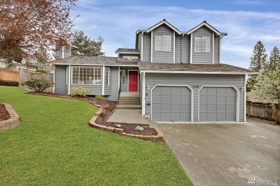 Pierce County Single Family Home For Sale: 4709 Mill Pond Dr SE