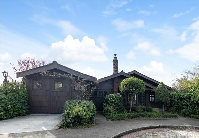 Seattle Single Family Home For Sale: 715 W Prospect St