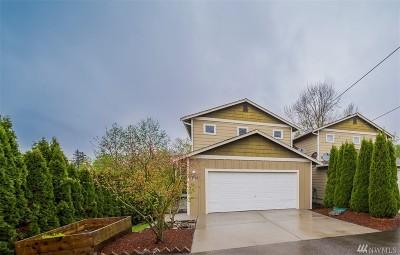 Marysville Single Family Home For Sale: 3100 71st Ave NE #A