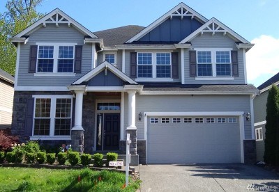 Renton Single Family Home For Sale: 711 S 36th Place