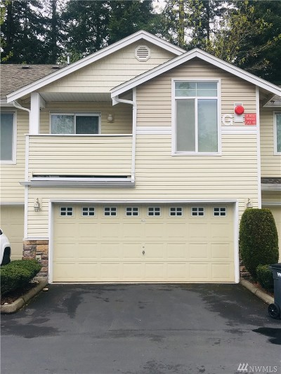 Lynnwood Condo/Townhouse For Sale: 15806 18th Ave W #G102
