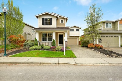 Sammamish Single Family Home For Sale: 24117 SE 20th St