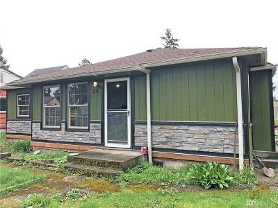 Tacoma WA Single Family Home For Sale: $198,900