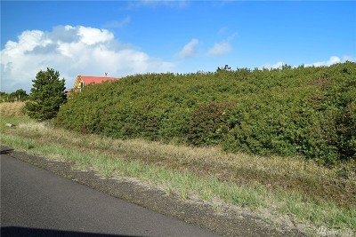 Grays Harbor County Residential Lots & Land For Sale: 876 Sand Dune Wy