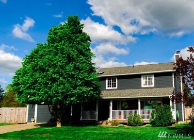 Rochester Single Family Home Contingent: 18022 Cider Ct SW