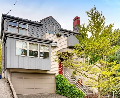 Seattle Single Family Home For Sale: 2412 N 44th St