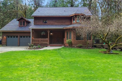 Issaquah Single Family Home For Sale: 19217 SE 62nd Place
