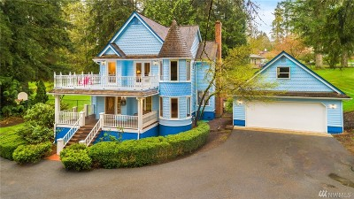 Woodinville Single Family Home For Sale: 17017 NE 177th Place
