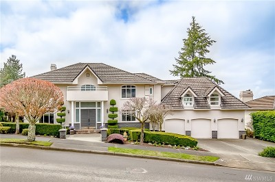 Bellevue Single Family Home For Sale: 5863 168th Place SE