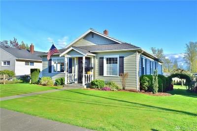 Lynden Single Family Home For Sale: 412 E Grover St