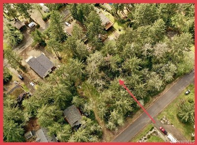 Grays Harbor County Residential Lots & Land Pending: 909 Discovery Ave SE