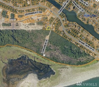 Grays Harbor County Residential Lots & Land For Sale: 1099 Tonquin Ct SE