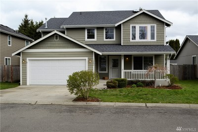 Yelm Single Family Home Pending: 15802 104th Ave SE